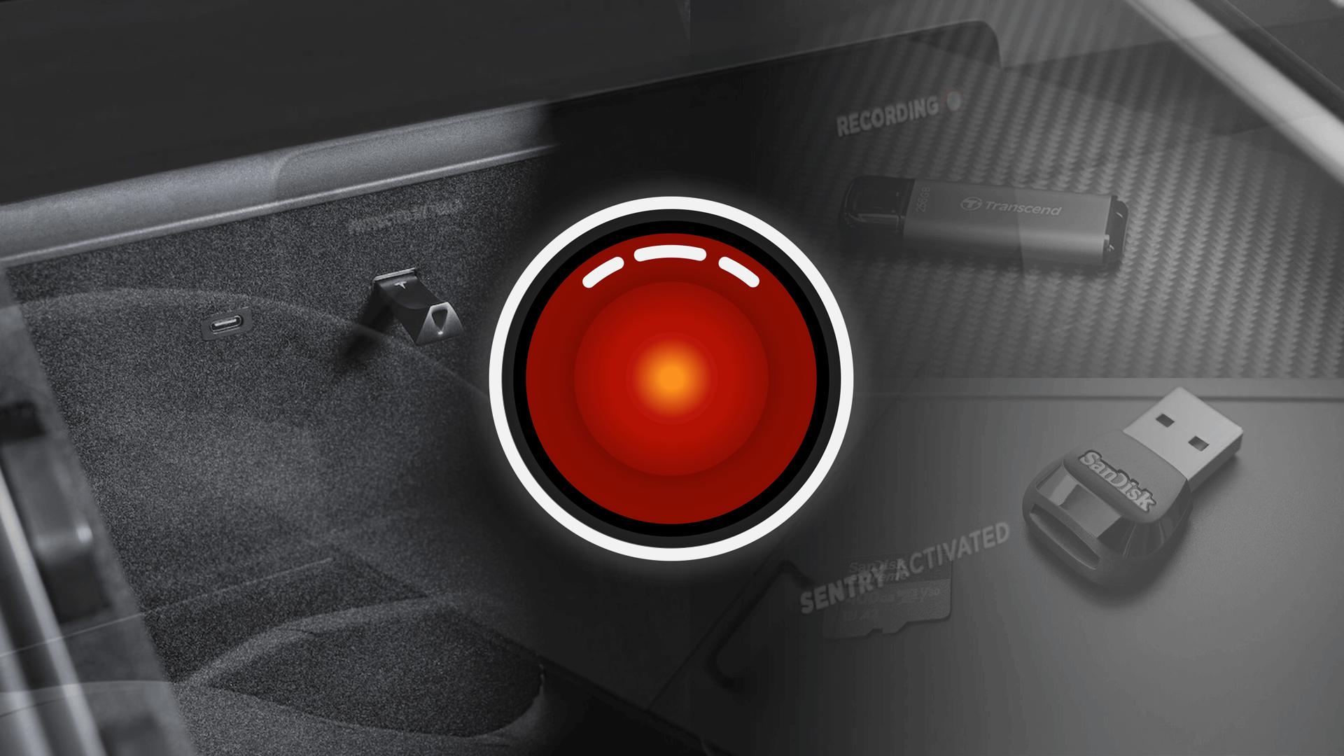 特斯拉哨兵模式行車記錄器隨身碟、記憶卡推薦