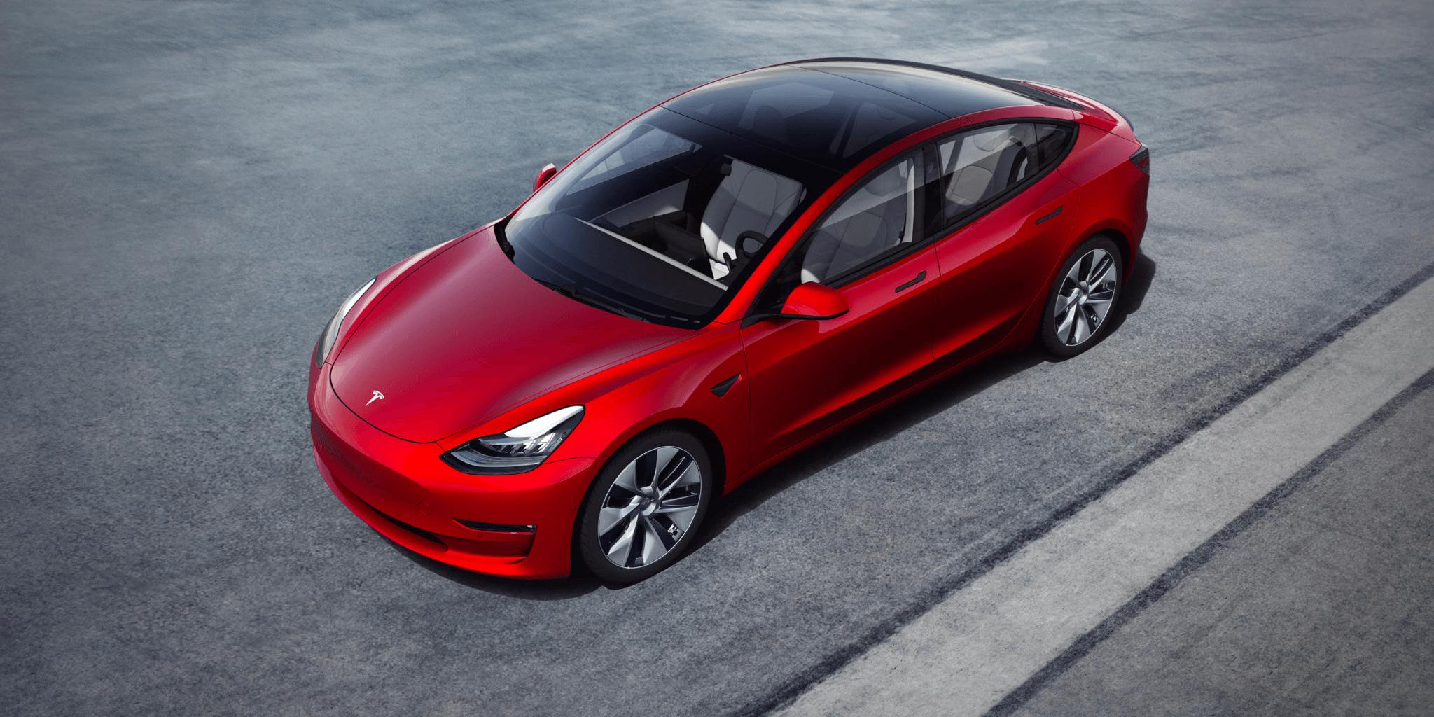 Model 3 奪回全球銷售量冠軍 台灣第一季電動車掛牌 1,528 輛