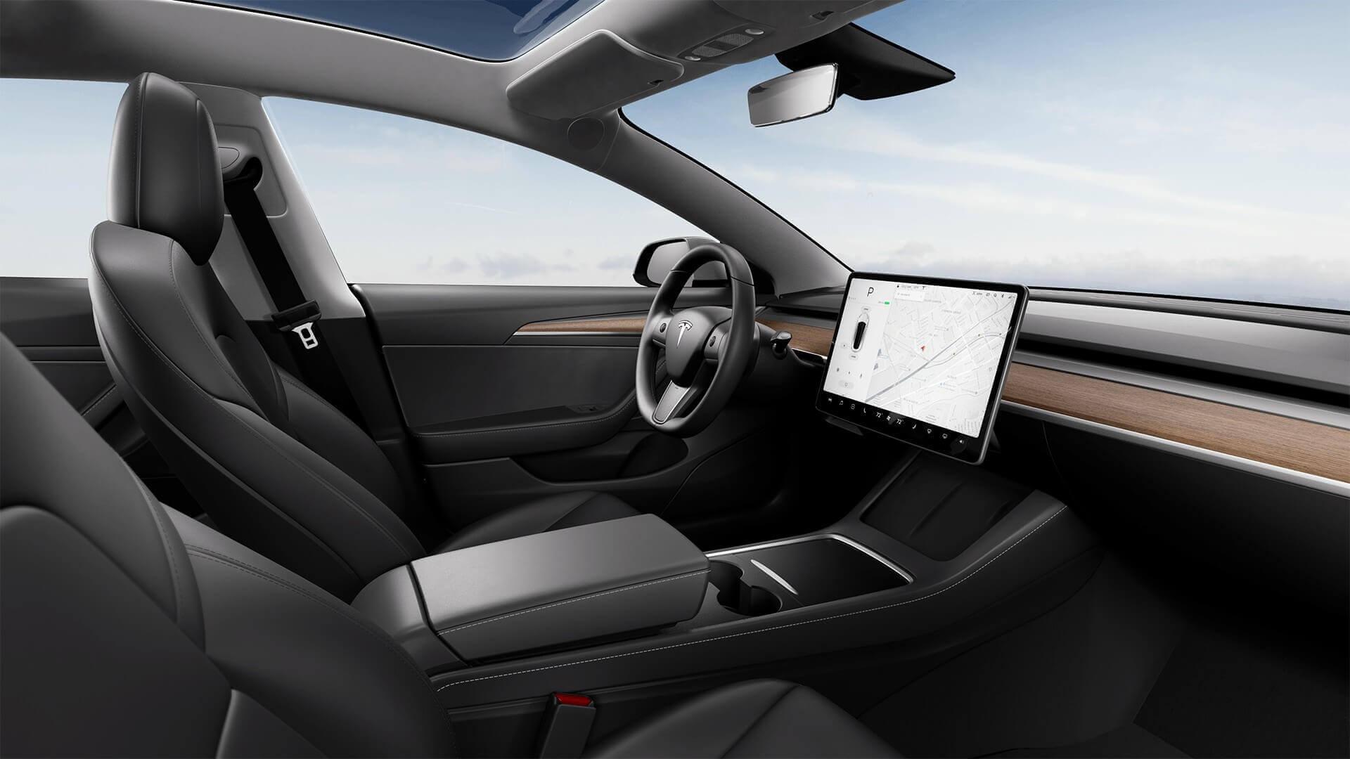 特斯拉 Model 3 北美售價調漲 內裝樣式設計同步更新