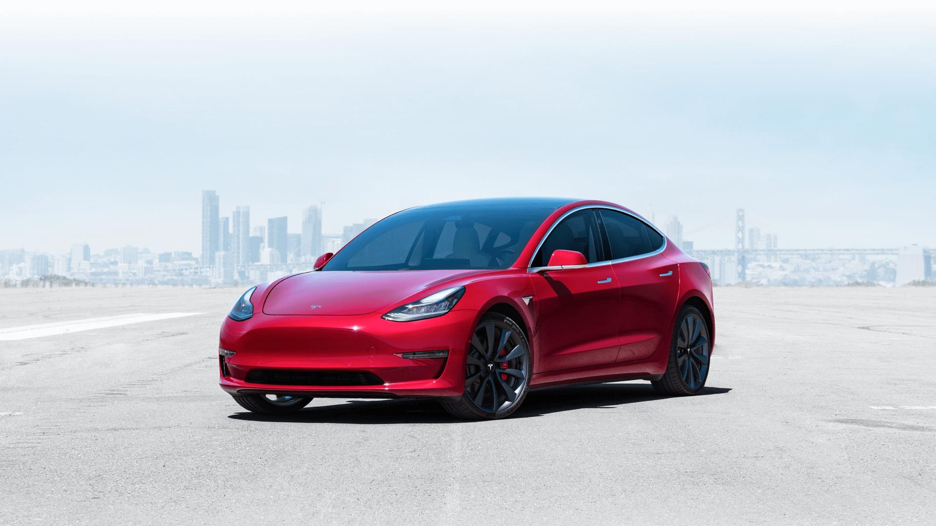 特斯拉第一季營收增 74% Model 3 成全球最熱銷高階房車