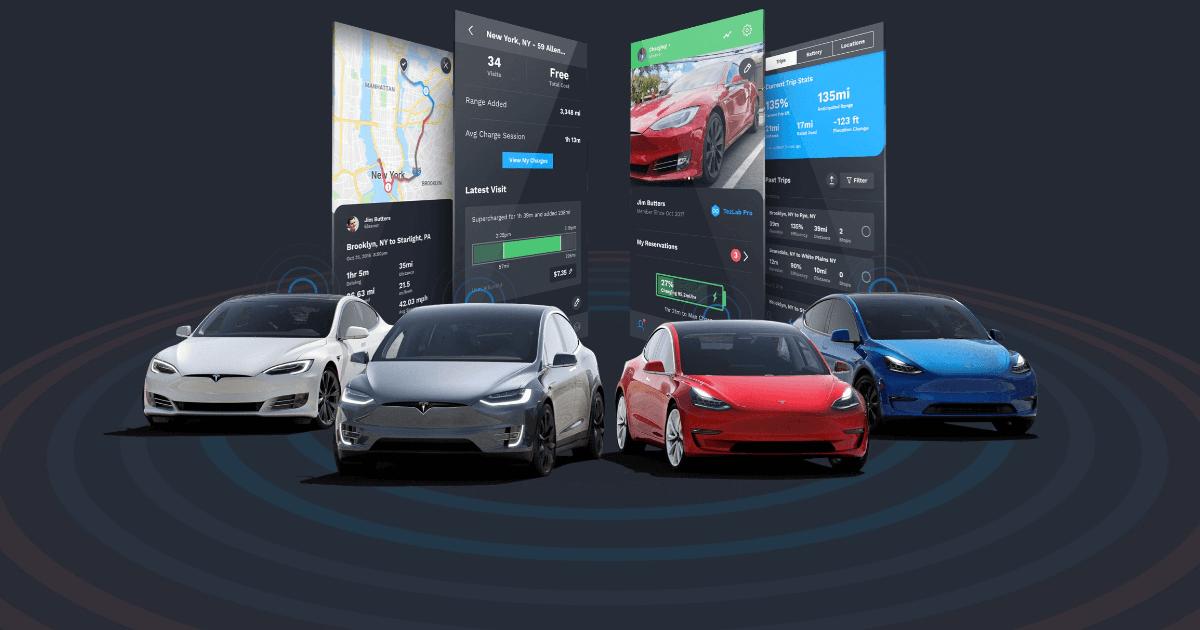 如何透過 TezLab 追蹤並記錄特斯拉充電、行駛數據與電池健康度